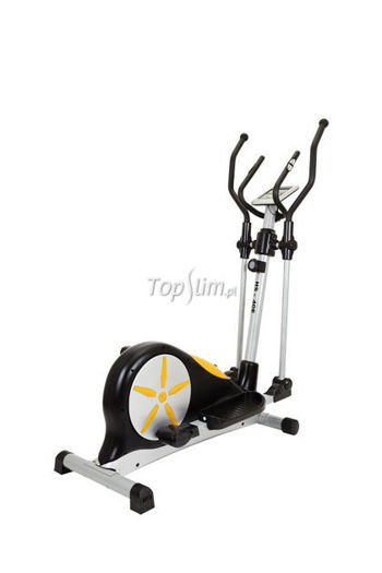 Orbitrek magnetyczny HS-40E Hop-Sport - żółty
