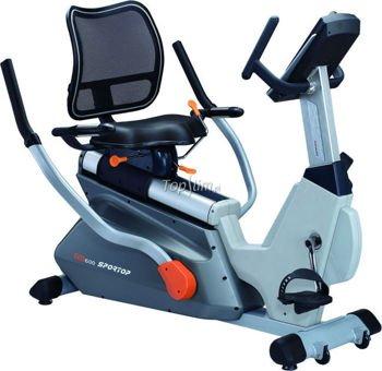 Rower stacjonarny treningowy poziomy RB600 Sportop