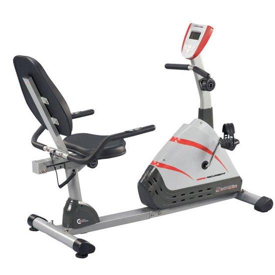 Rower stacjonarny treningowy poziomy Rapid RMB Insportline
