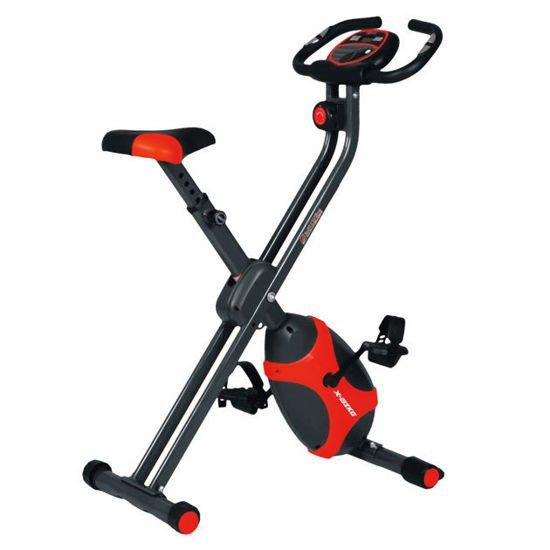 Rower stacjonarny treningowy składany Xbike Insportline